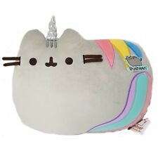 OFFICIAL Pusheen Cat Pusheenicorn Exclusive Pillow Bed Sofa Plush Cushion UK