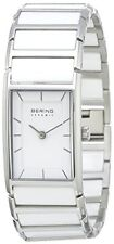 BERING Time 30121-754 Women's Ceramic Collection Watch with Ceramic Link Band