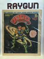 2000 Ad Prog #164 (10 May 1980) 1st Imprimé GB Bd Revue