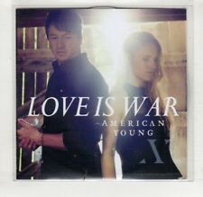 (HR668) Love Is War, American Young - DJ CD