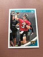 Tanner Lee Rookie Card: 2018 Panini - Optic Football -jacksonville Jaguars