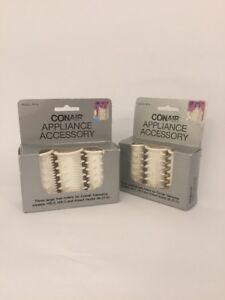 Conair Roller Accessory Hairsetter For  Model Hs-2 Hs-3 Lot Of 2