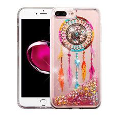 Quicksand Glitter Dreamcatcher Dual Layer TPU Case for Apple iPhone 6 6s Plus