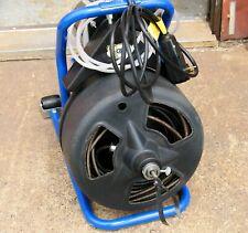 """COBRA 90041 DRUM AUGER DRAIN CLEANER CABLE DRUM MACHINE 3/8"""" X 100'"""