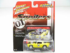 Johnny Lightning 1/64 The Spoilers '76 Chevy Camaro