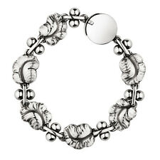 Georg Jensen Silver Bracelet # 96 - MOONLIGHT GRAPES