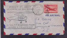 Helicopter First Flight Jamaica, NY to LaGuardia, NY