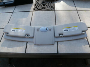 2009 smart car sunvisor