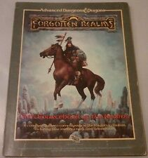 dungeons & dragons forgotten realms dms sourcebook of the realms   book