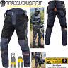 TRILOBITE Motorradhose AIRTECH Herren Jeans Aramid Tech-Mesh Premium-Protektoren