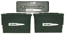 300 AAC ammo box( bullet DECALS) NO BOX INCLUDED Four decals included