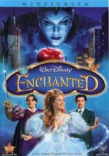 Enchanted - Widescreen Edition (DVD) : Walt Disney Video CD