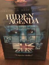 Hidden Agenda (DVD, 2002)