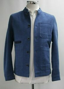 Men's Unbranded Blue Lightweight Short Jacket (S).. Sample 5236