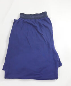 Calvin Klein Men's Micro Modal Lounge Pants Micromodal Ck Men U1143 Pajama New