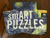 SmArt Puzzle Starry Night  - Van Gogh by Marbles: Brain Workshop Paper puzzle