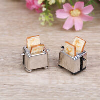 1:12 Dollhouse mini bread machine simulation miniature model toy UKMAEK