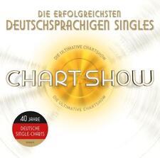 L'ultime CHARTSHOW les plus réussies allemands Singles 3 CD NEUF & neuf dans sa boîte