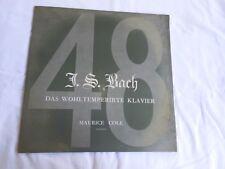 J.S. BACH: DAS WOHLTEMPERIRTE KLAVIER - Maurice Cole Pianoforte Volume 3