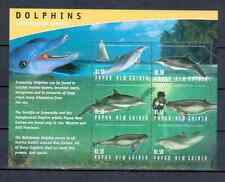PAPUA NEW GUINEA  DOLPHINS  MNH