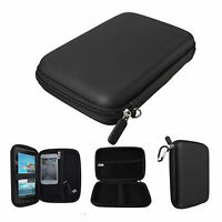 7 inch Hard Shell Carry Bag Zipper Pouch Case for Garmin Nuvi TomTom Navigator