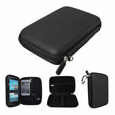 "7 inch Hard GPS Bag Pouch Carry Case for 7"" Garmin Nuvi 2797LMT 2757LM 2798LMT"