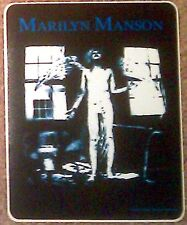 """Marilyn Manson AntiChrist 5""""x5"""" STICKER DECAL deadstock new old stock"""
