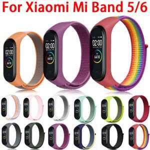 For Xiaomi Mi Band 6/5/4/3 Silicone Sport Wrist Band Bracelet Smart Watch Straps