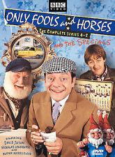 NEW - Only Fools and Horses - The Complete Series 4-5 and the Specials