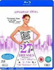 27 DRESSES, Kleider machen Bräute (Blu-ray) NEU+OVP