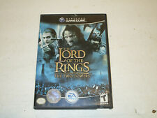 LOTR The Two Towers  for Game cube in VG Condition No Manual