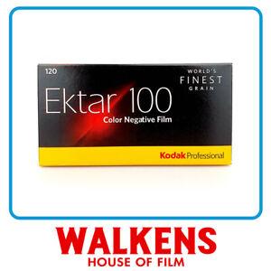 Kodak Ektar 100 120 Camera Film - 5 rolls Pro-Pack - FLAT-RATE AU SHIPPING!