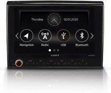 Xzent X-F270 Multimedia Radio Navigation für Fiat Ducato Wohnmobil Citroen Peuge