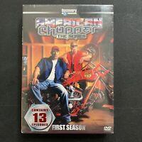 American Chopper: The Series - Season 1 (DVD, 2005, 3-Disc Set) NEW SEALED