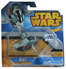 Mattel Ckj63 Star Wars HW Navicella Slave 1 Boba Fett #cgw52
