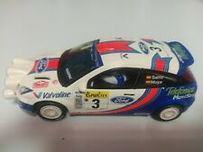 Ford Focus WRC Sainz Scalextric