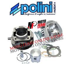 CILINDRO 102 CC DM 55 POLINI 1400056 PIAGGIO APE 50 TM P RST FL MIX TESTA RACING