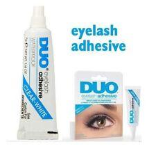 Unbranded Clear Shade False Eyelashes & Adhesives