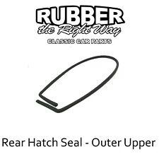 Rear Hatch Seal Upper - Fits 1970 - 1978 Datsun / Nissan 240Z 260Z 280Z