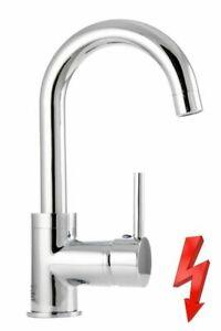Niederdruck Boiler Küchenarmatur Wasserhahn Waschtisch Spültisch Küche Bad