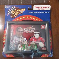 Winners Circle 1/64 Gallery Series Bobby Labonte Framed Art Coca Cola Car Nascar