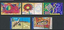 """Australie 5083cmcolour My JOUR """" VOEUX timbres non montés excellent état, MNH"""