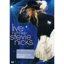 Stevie Nicks-Live in Chicago DVD Music Video Pop Nuovo