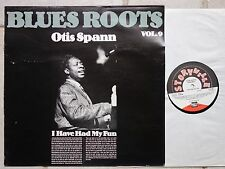 OTIS SPANN ‎– I Have Had My Fun LP  Storyville ‎6.23708 AG  Blues Roots – Vol. 9