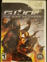G.I. Joe: The Rise of Cobra (Nintendo Wii, 2009) No Manual Included