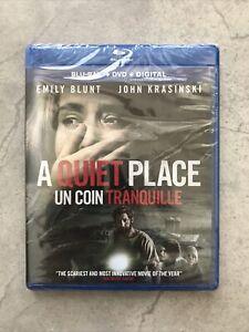 A Quiet Place (Blu-ray + DVD + Digital, Bilingual)