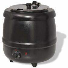 More details for 10l black electric soup kettle