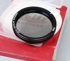 Leitz Leica filtro p 13359 polarizador lineal 54mm