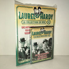 LAUREL ET (&) HARDY la collection en DVD n° 43 : UNE NUIT EXTRAVAGANTE... DC41Z
