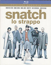 SNATCH lo strappo BLU-RAY DISC